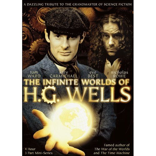 Infinite Worlds Of H G Wells Infinite Worlds Of H G Wells Clr Nr