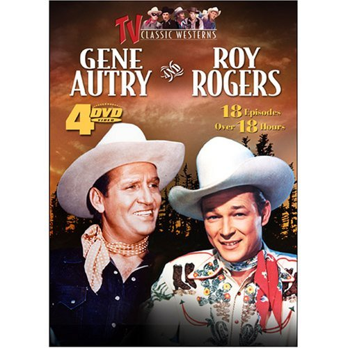 Gene Autry & Roy Rogers Autry Rogers Nr 4 DVD