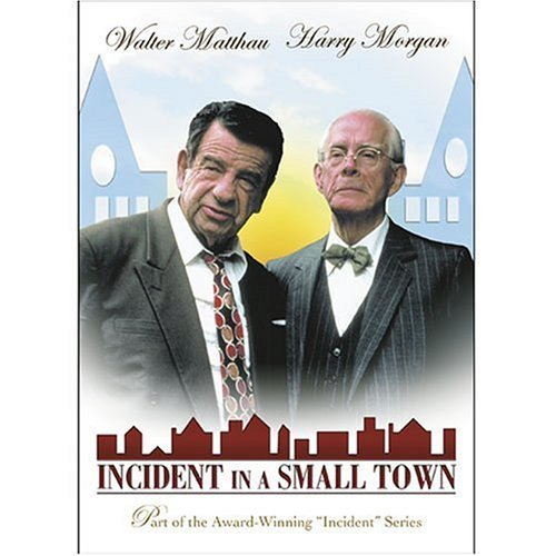 Incident In A Small Town Matthau Walter