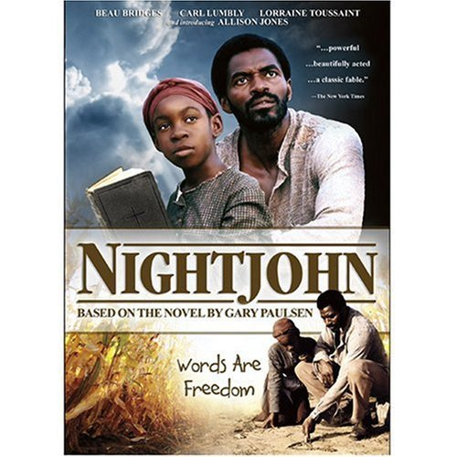 Nightjohn Bridges Lumbly Toussaint Pg13