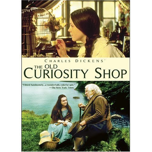 Old Curiousity Shop Ustinov Sir Peter Clr Nr