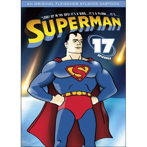Superman Cartoons Superman Cartoons Nr 2 DVD