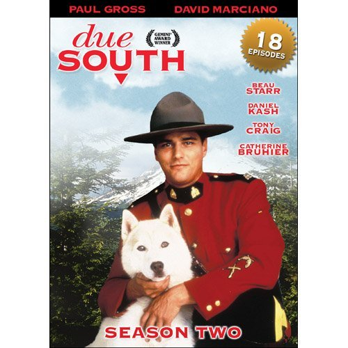 Due South Due South Season 2 Nr 3 DVD
