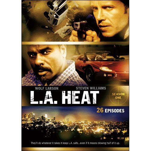 L.A. Heat Season 1 Clr Pg13