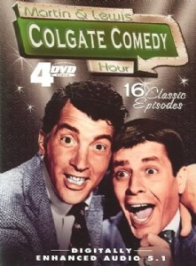Martin & Lewis Colgate Comedy Martin & Lewis Colgate Comedy Nr 4 DVD