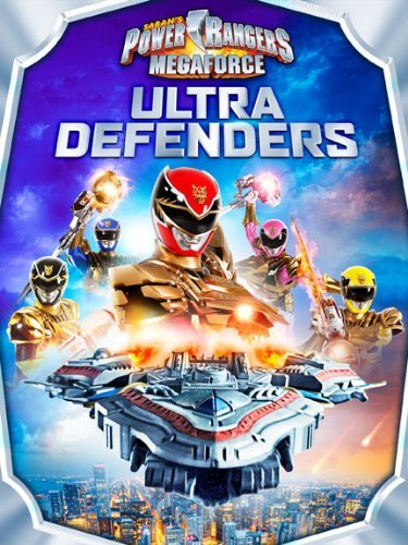 Power Rangers Megaforce Ultra Defenders DVD Nr