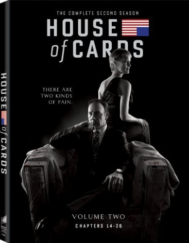House Of Cards Season 2 DVD
