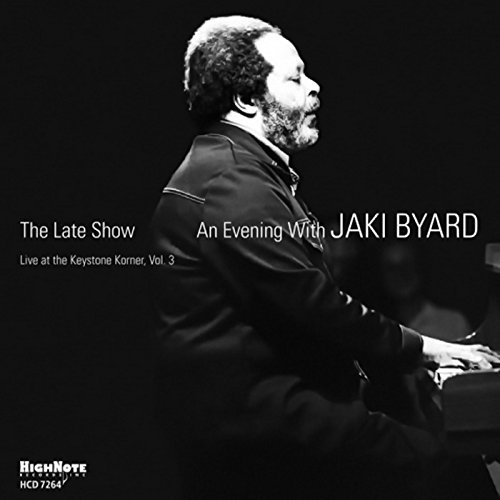 Jaki Byard Late Show An Evening With Jak