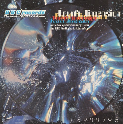 Bbc Radiophonic Workshop Fourth Dimension 180gm Vinyl