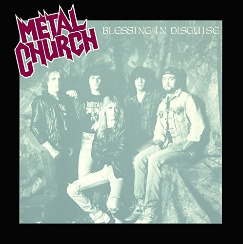 Metal Church Blessing In Disguise 180 Gram Audiophile Vinyl Insert