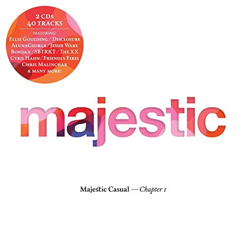 Various Artists Majestic Casual 2 CD