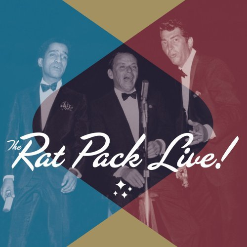 The Rat Pack Live (2cd Dvd)