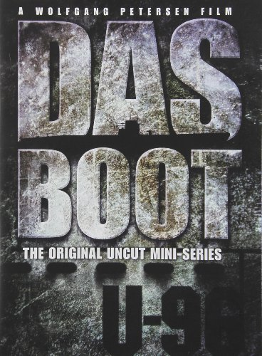 Das Boot The Uncut Miniseries Das Boot The Uncut Miniseries Nr 2 DVD