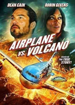 Airplane Vs. Volcano Cain Givens Cain Givens