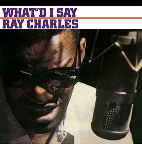 Ray Charles What'd I Say Lp