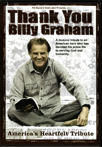 Thank You Billy Graham Various Artist