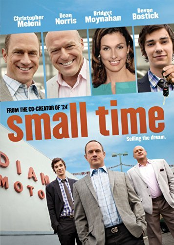 Small Time Small Time DVD