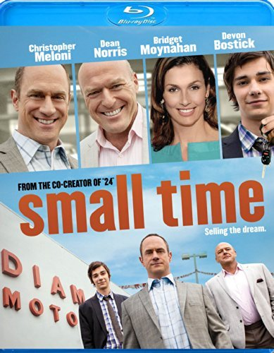 Small Time Small Time Blu Ray