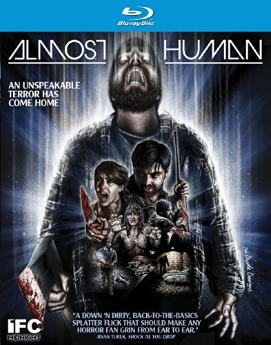 Almost Human Almost Human Blu Ray Ur