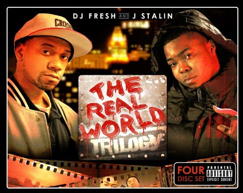 J. Dj Fresh Stalin Real World Trilogy Explicit Version 4 CD