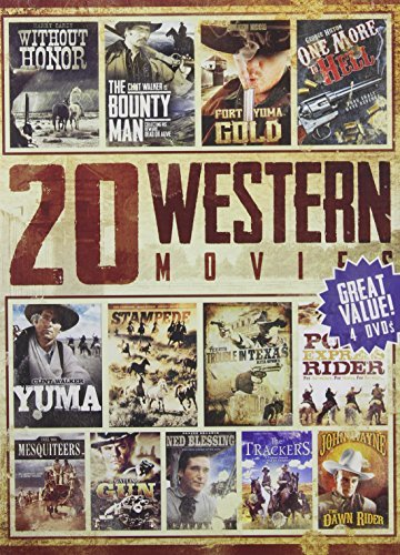 20 Movie Western Collection 4 20 Movie Western Collection 4