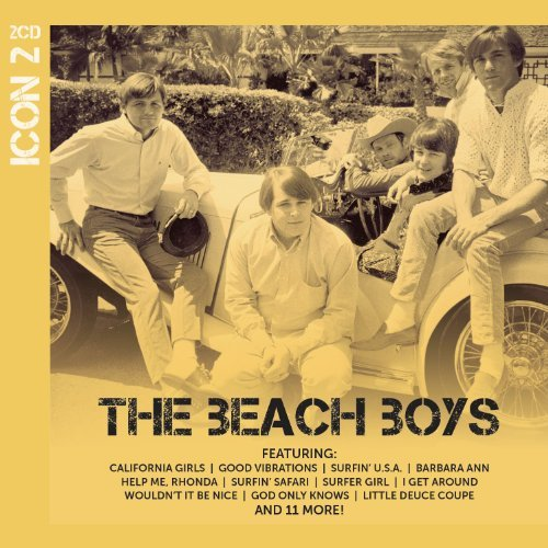 Beach Boys Icon 2 CD