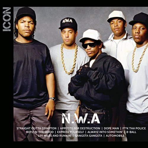 N.W.A. Icon (ex) Explicit