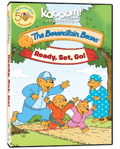 Berenstain Bears Ready Set Go DVD