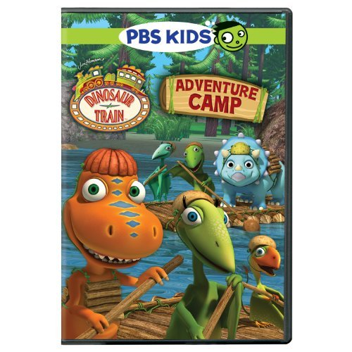 Dinosaur Train Adventure Camp DVD Nr