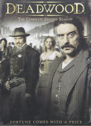 Deadwood Season 2 DVD