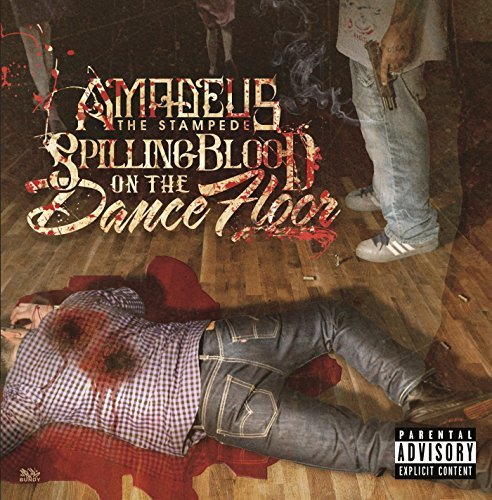 Amadeus The Stampede Spilling Blood On The Dance Fl