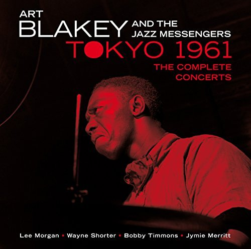 Art & The Jazz Messenge Blakey In Tokyo 1961 The Complete Con Import Esp 2 CD
