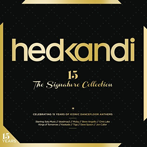 Hed Kandi 15 Years Hed Kandi 15 Years Import Gbr 2 CD