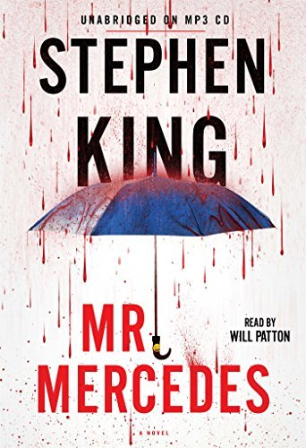 Stephen King Mr. Mercedes Mp3 CD