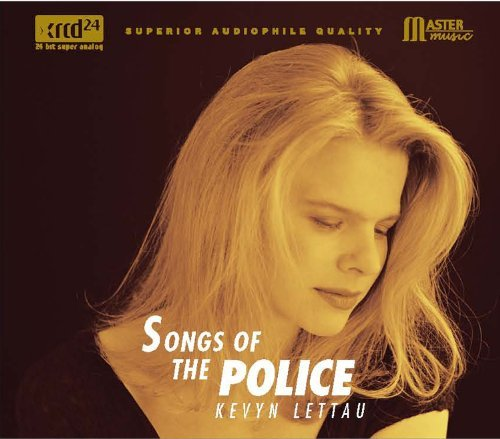 Kevyn Lettau Songs Of The Police