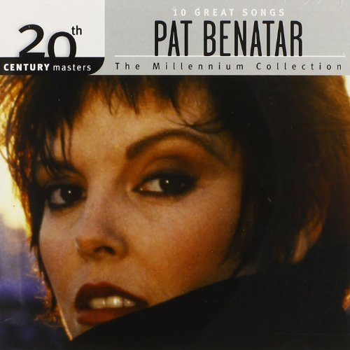 Pat Benatar Millennium Collection 20th Ce