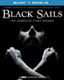Black Sails Season 1 Blu Ray