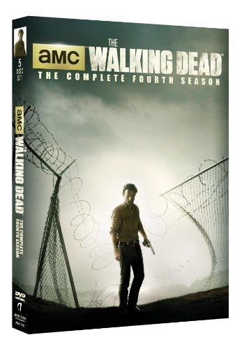 Walking Dead Season 4 DVD