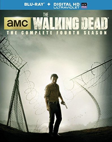 Walking Dead Season 4 Blu Ray
