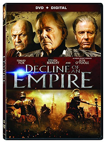 Decline Of An Empire O'toole Ackland Keniheart DVD R