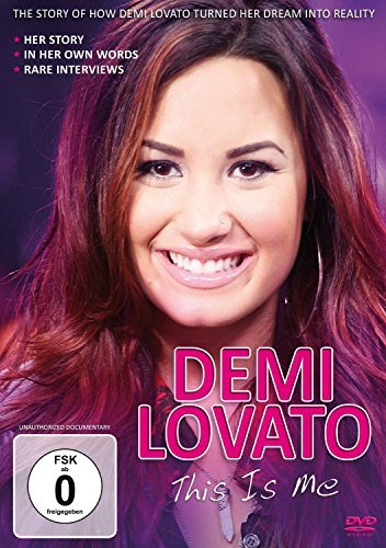 Demi Lovato This Is Me Import Can