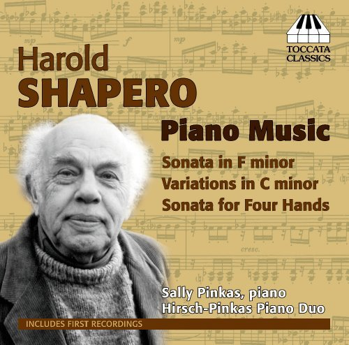 Shapero Piano Music