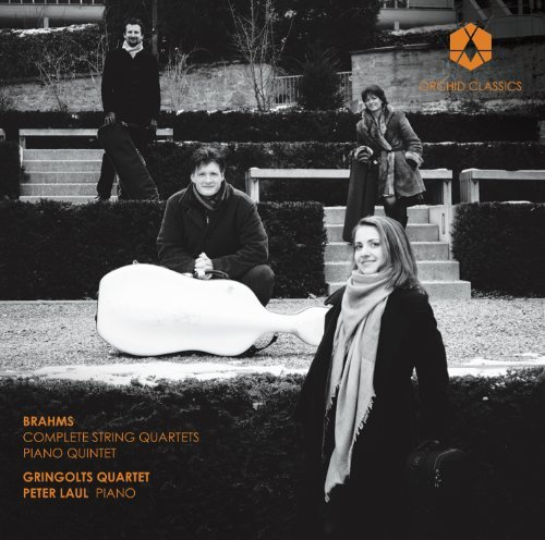 Brahms Comp String Quartets & Piano Q