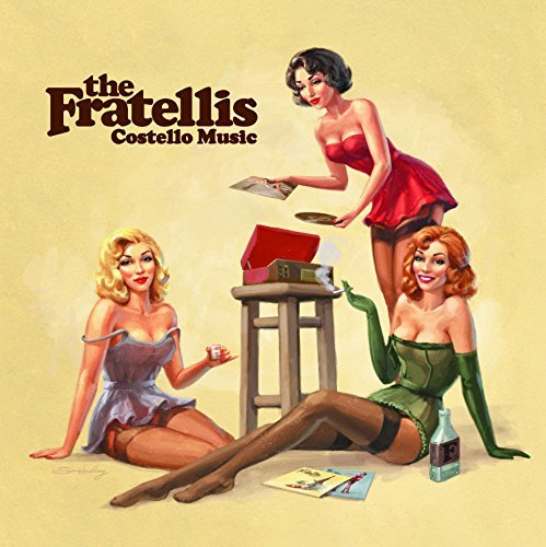 Fratellis Costello Music Import Eu