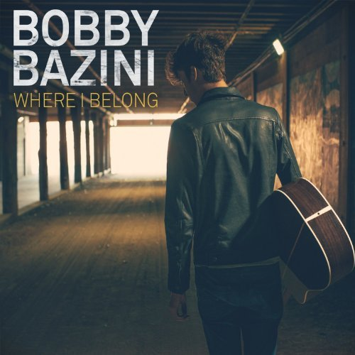 Bobby Bazini Where I Belong Import Can