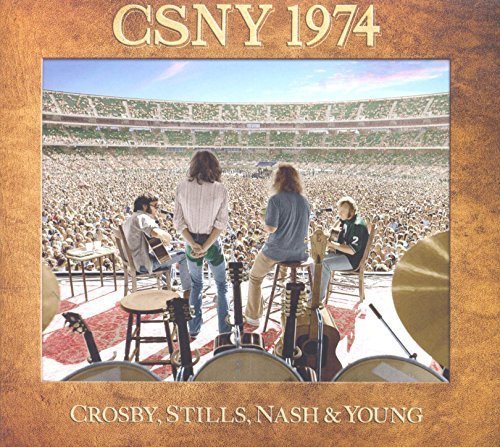 Crosby Stills Nash & Young Csny 1974
