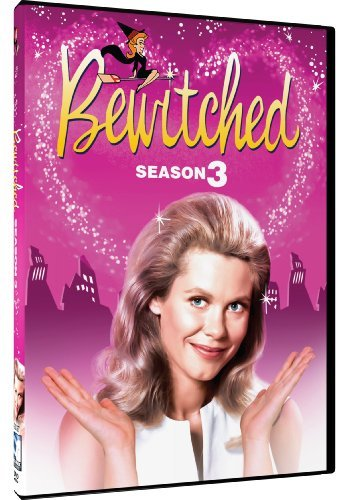 Bewitched Season 3 DVD