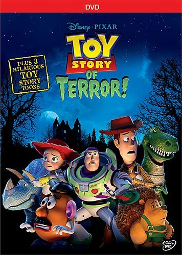 Toy Story Of Terror Disney DVD G