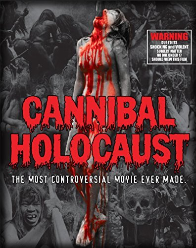 Cannibal Holocaust Cannibal Holocaust Blu Ray Ur Adult Content