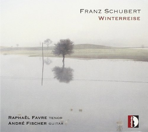 Schubert Winterreise Digipak